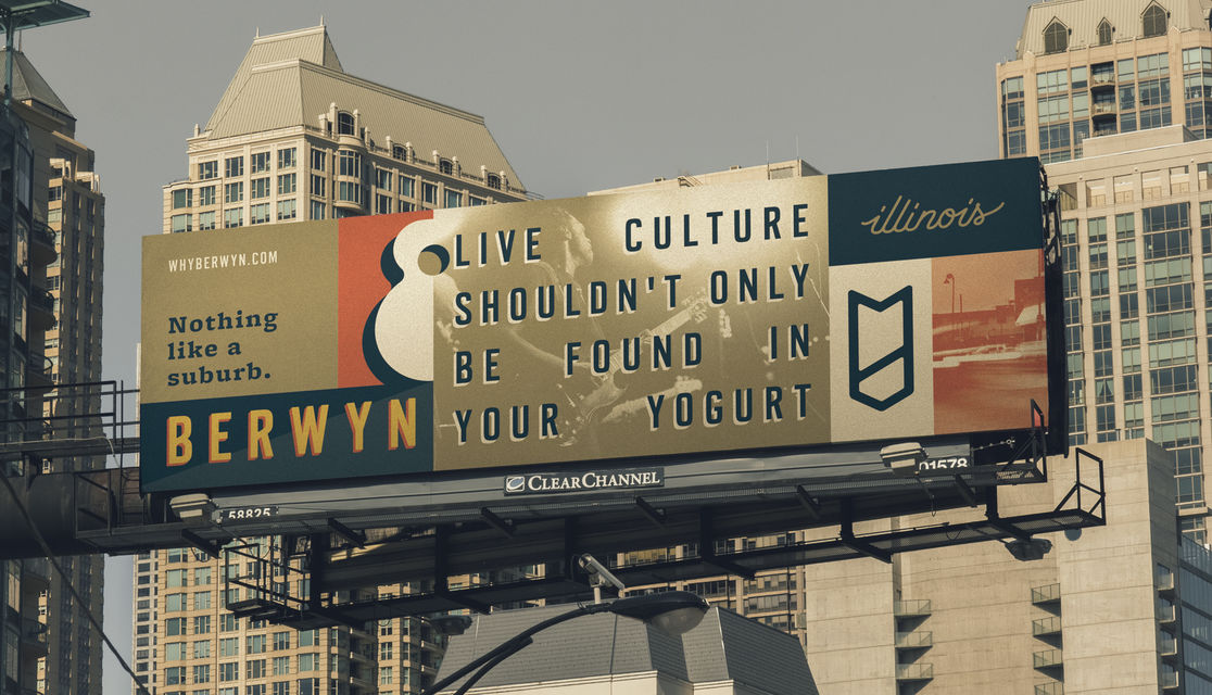 Berwyn Billboard