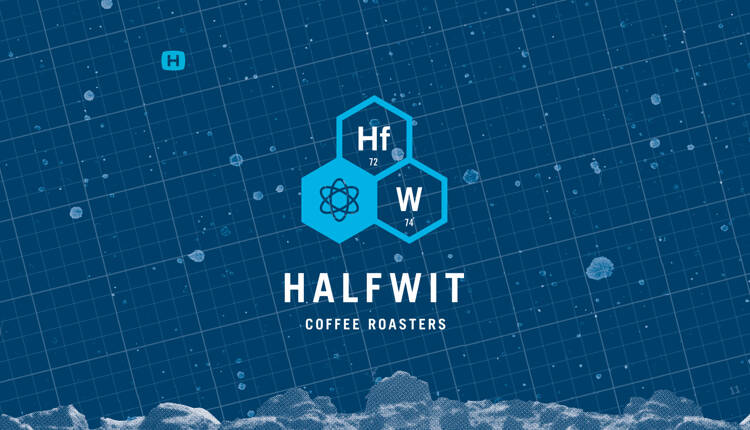 Halfwit — Coffee Bags and Labels