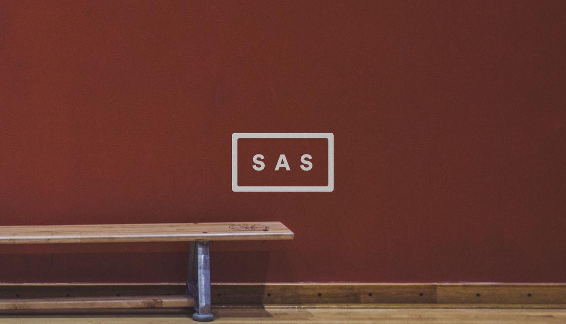 SAS Gym Logo