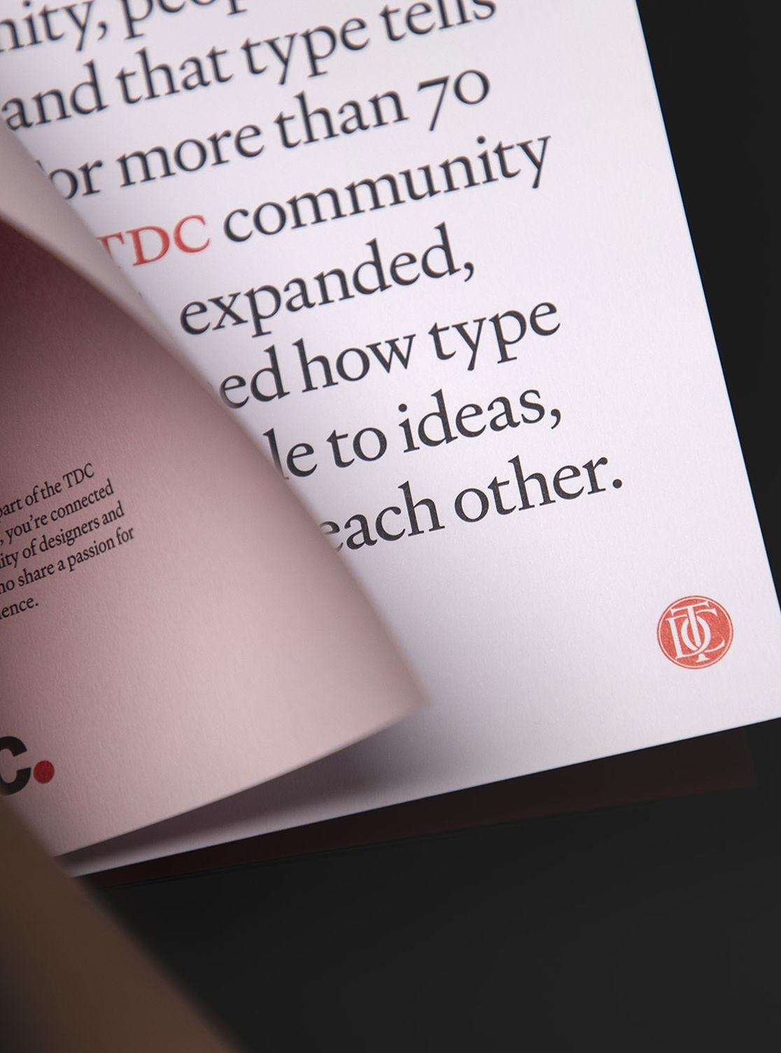 TDC Booklet 6