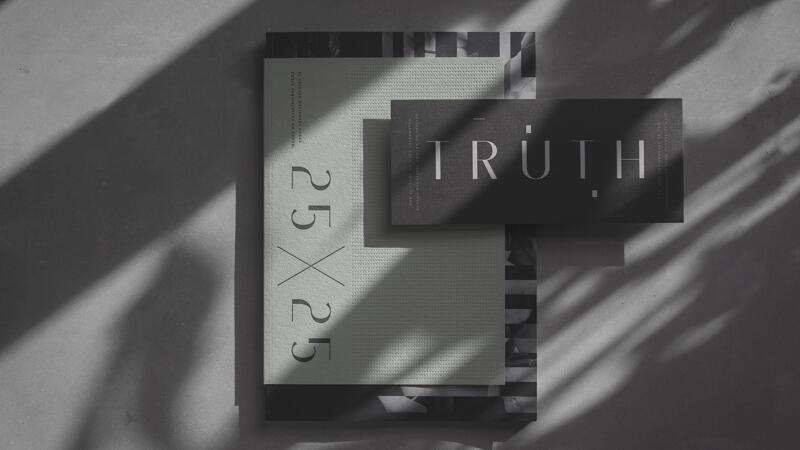 Veritiv Truth Book Cover & Keynote Invite